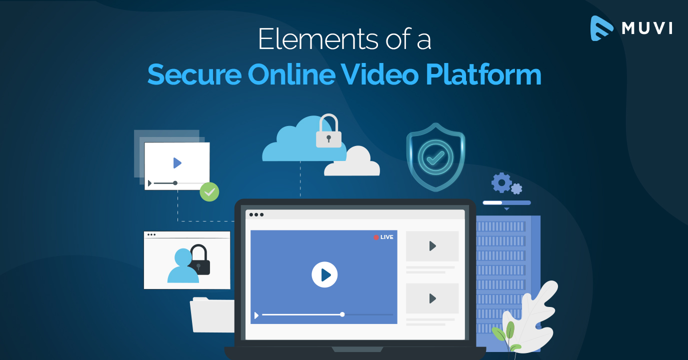 Elements of a Secure Online Video Platform