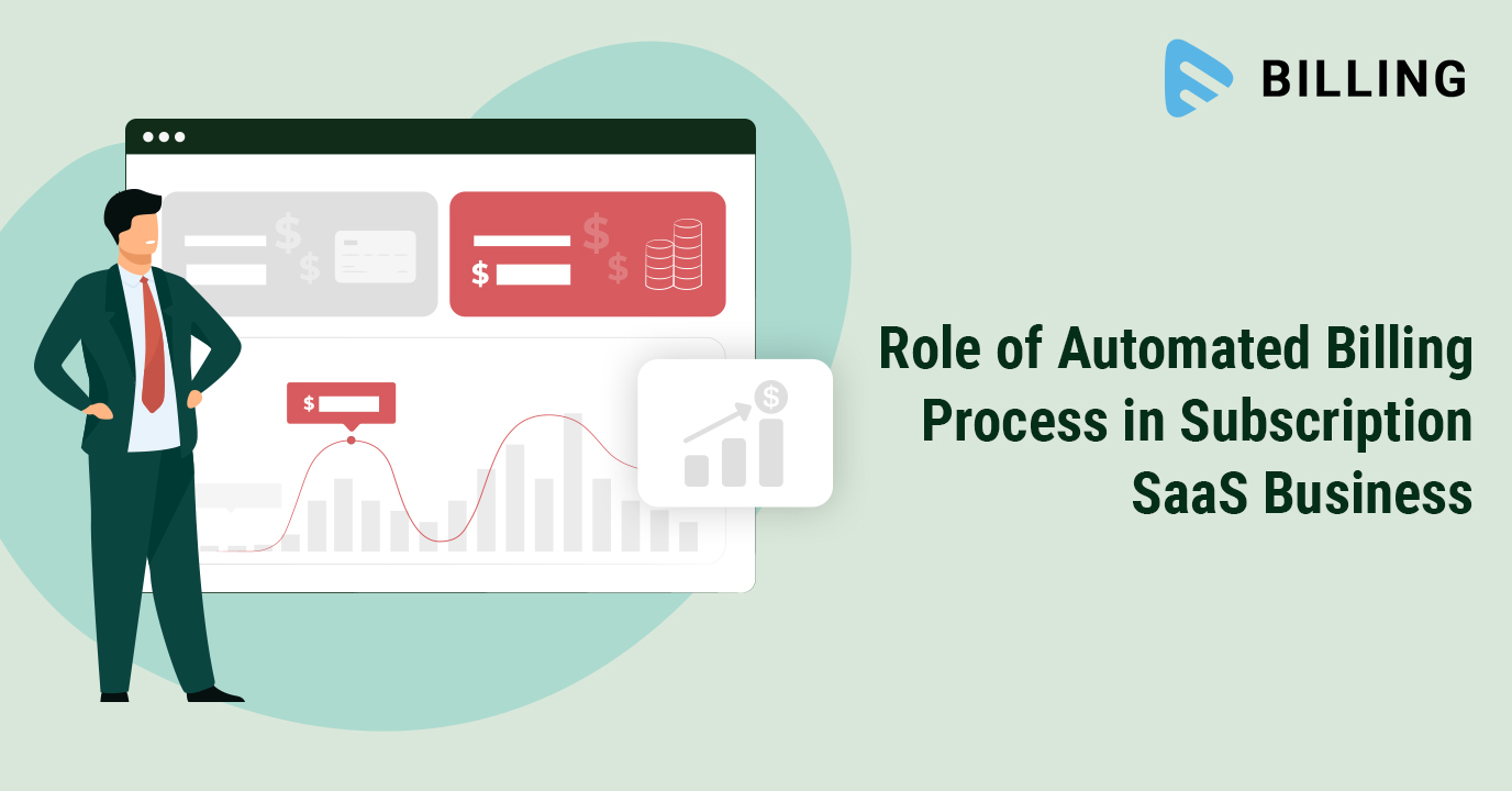 Role of Automated Billing Process in Subscription SaaS Business