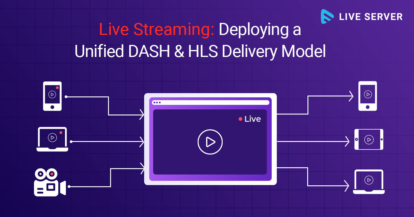 Live Streaming: Deploying a Unified DASH & HLS Delivery Model