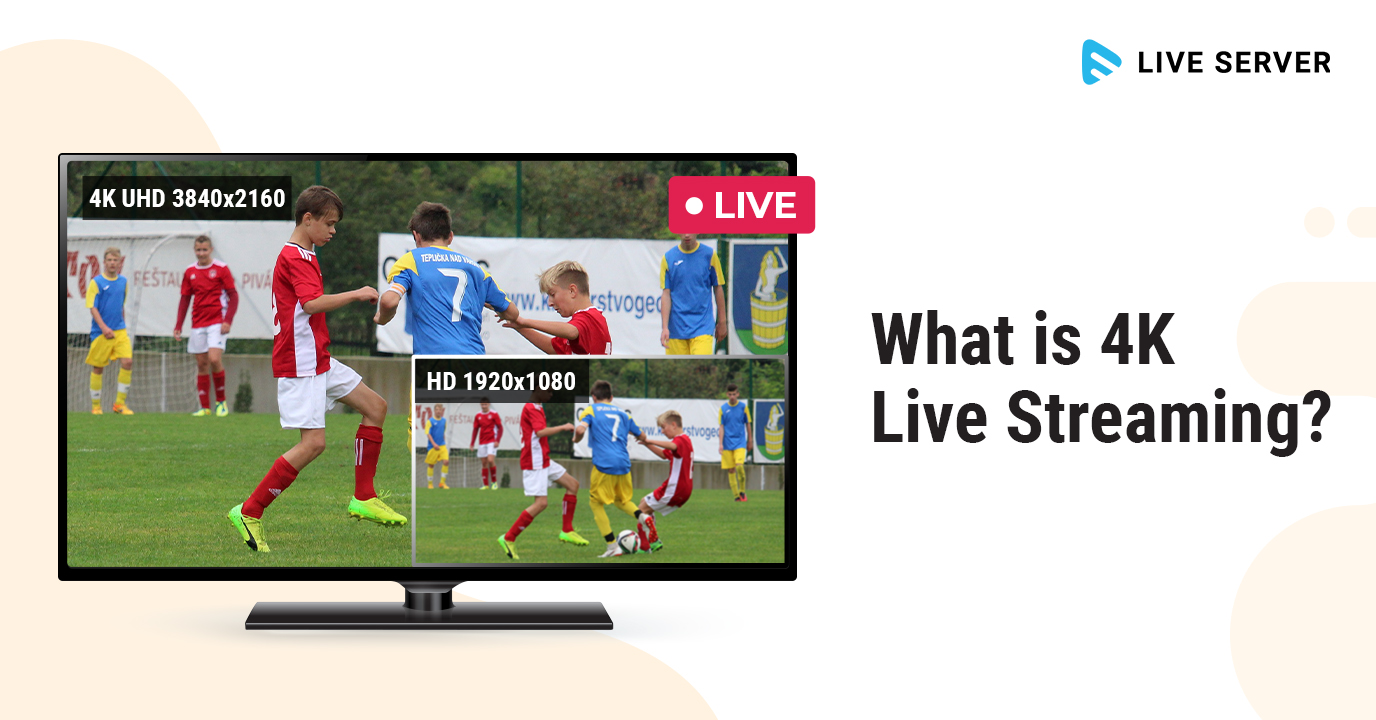 What is 4K Live Streaming?