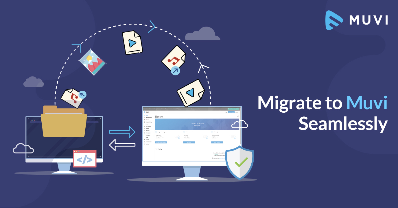 OTT Migration- Why You Should Migrate to Muvi and Other Top Questions Answered.