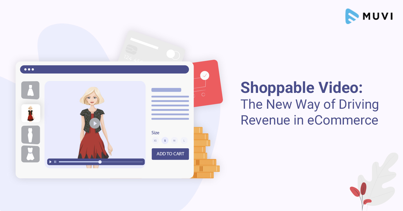 Shoppable Video: The New Way of Driving Revenue in eCommerce