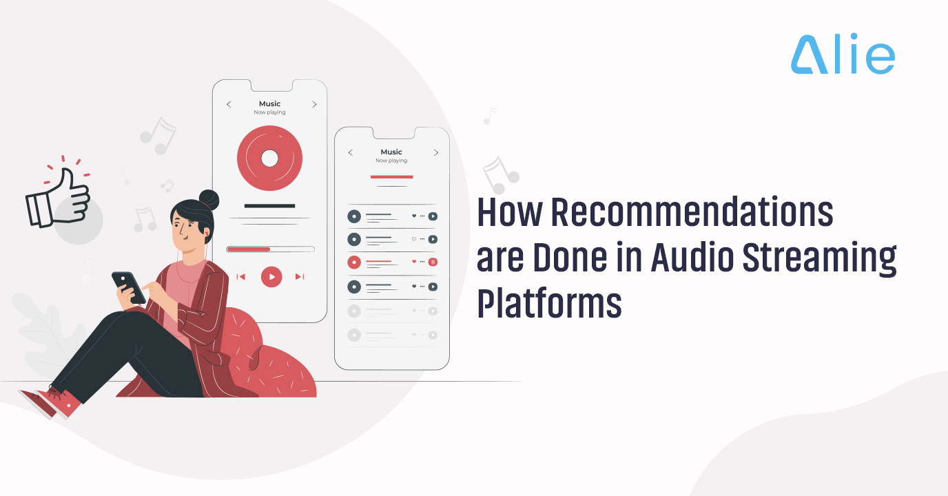 How Recommendations are Done in Audio Streaming Platforms