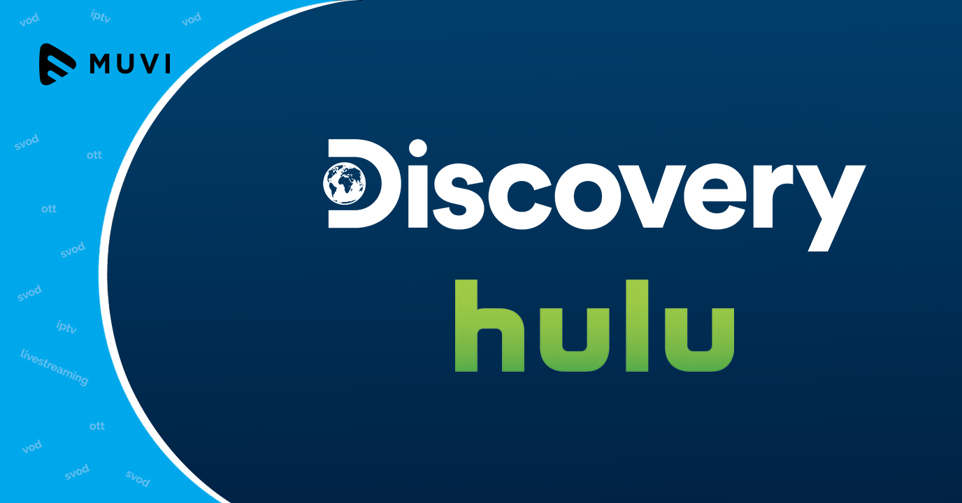 Discovery and Hulu strike a long term carriage deal