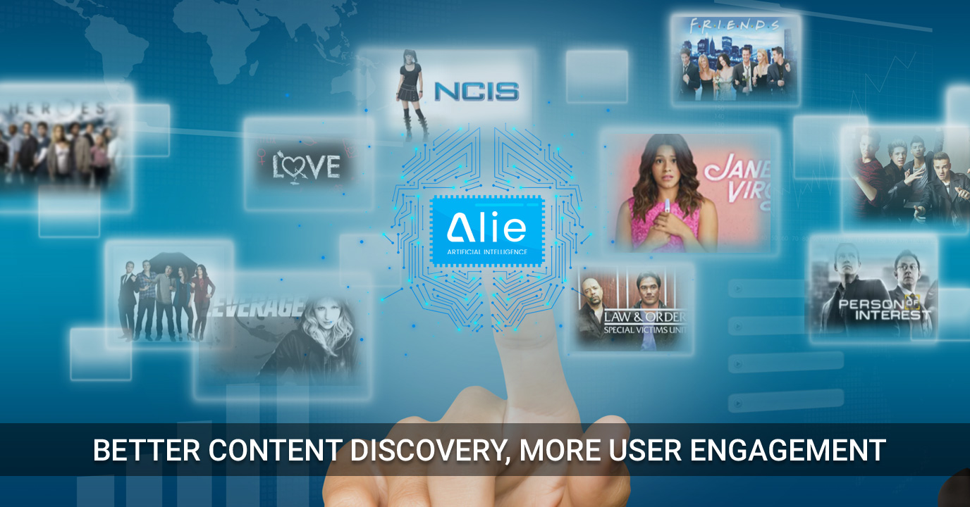How Alie Ensures Better User Engagement for Streaming Services?
