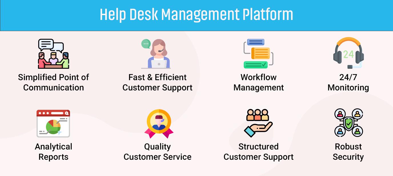 Help Desk Management Platform