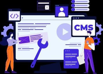 CMS Maintenance for OTT Platform