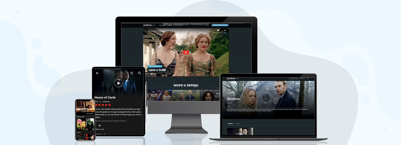 Launch your Whitelabel Video Streaming App
