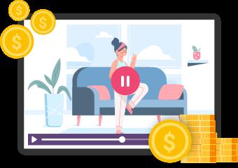 Fitness Streaming App