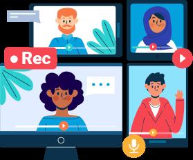 Record Enterprise Video Conferences & Events