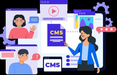 CMS Management Training for Streaming Platform