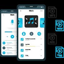 Audio streaming service
