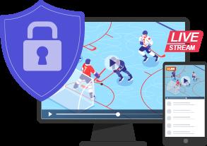 Secured Livestreaming