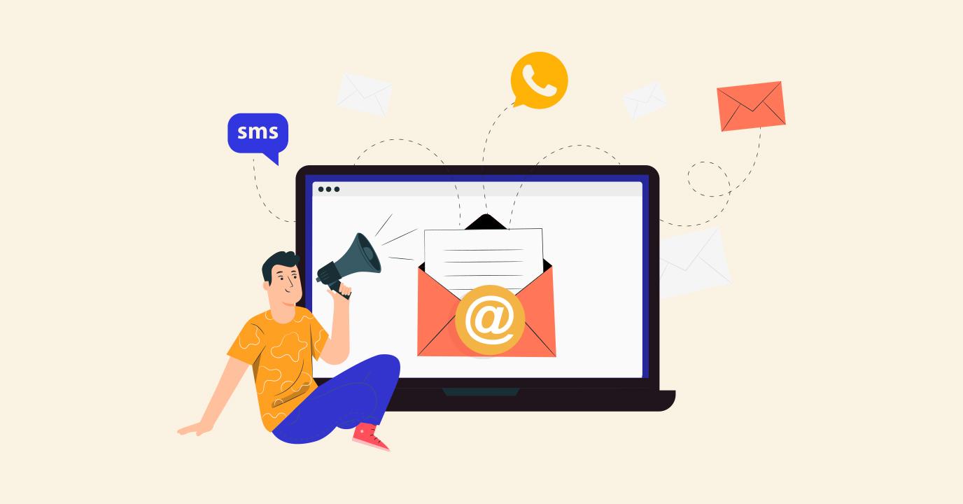 Multi-channel customer engagement