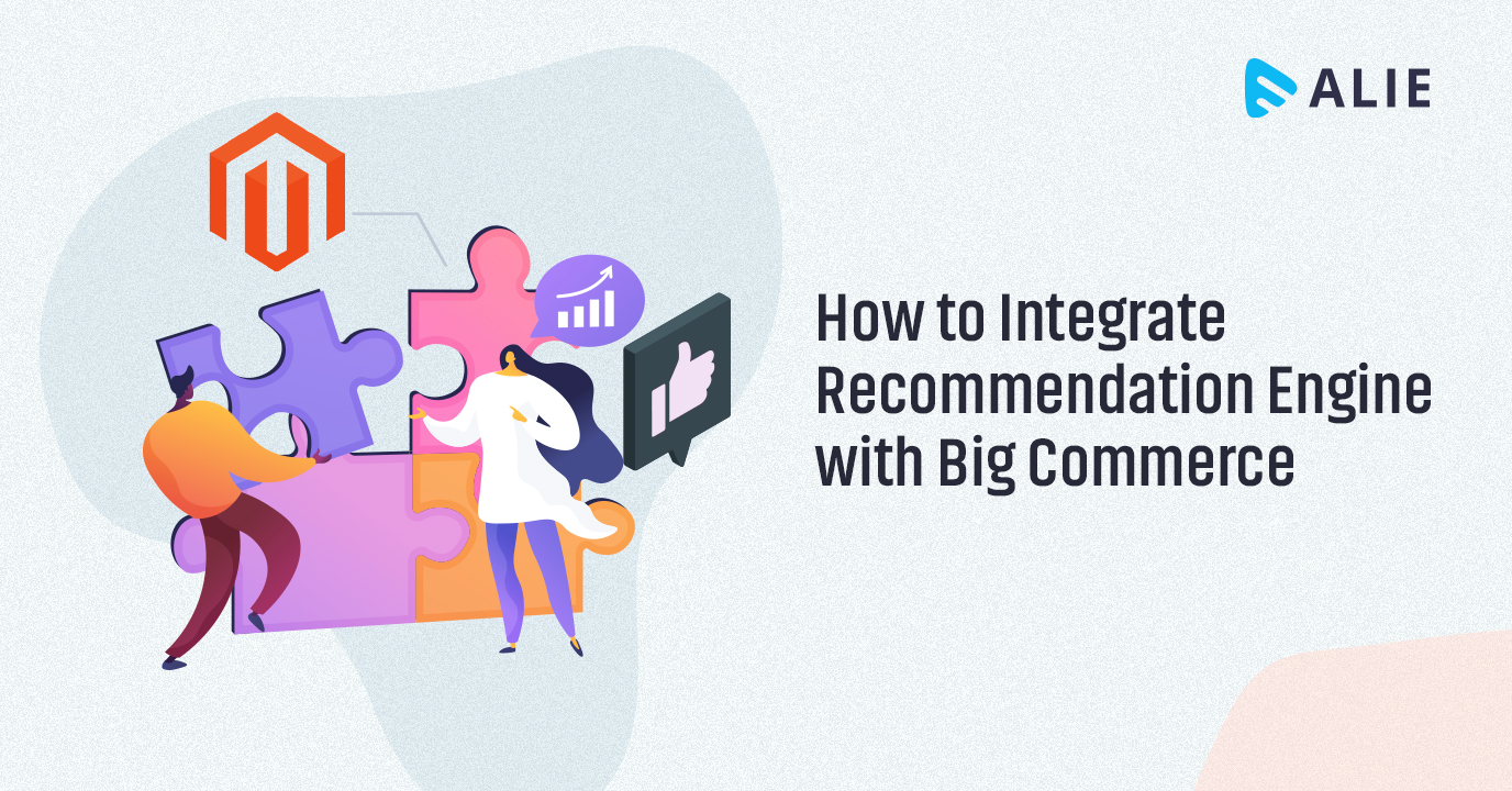 How to Integrate Recommendation Engine with Big Commerce