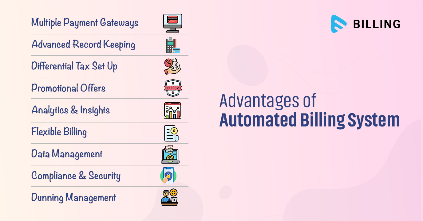 Advantages of Automated Billing