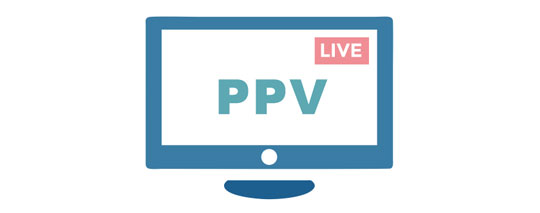 PPV Live Streaming