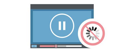Pause Video Buffer