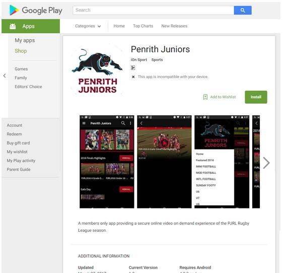 app_andorid_penrith-juniors